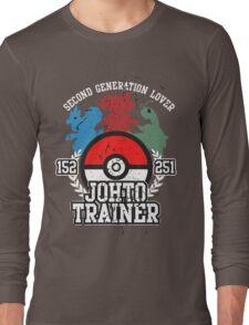 2nd Generation Trainer (Dark Tee) Long Sleeve T-Shirt