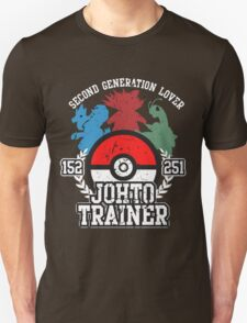 2nd Generation Trainer (Dark Tee) Unisex T-Shirt