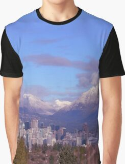 Downtown Vancouver  Graphic T-Shirt