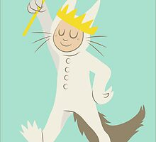 Where The Wild Things Are: Max by Rebecca Borg