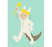 Where The Wild Things Are: Max Photographic Print