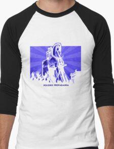 Rolodex Propaganda Men's Baseball ¾ T-Shirt