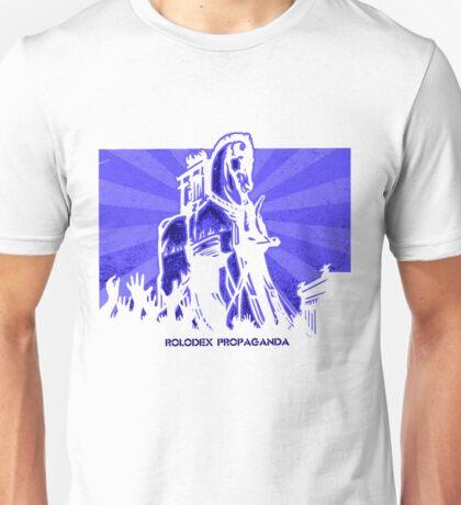 Rolodex Propaganda Unisex T-Shirt