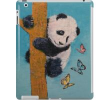 Panda Butterflies iPad Case/Skin