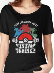5th Generation Trainer (Dark Tee) Women's Relaxed Fit T-Shirt