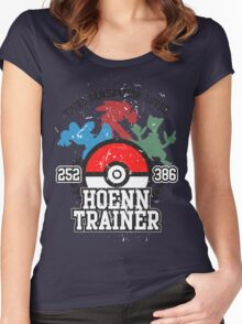 3th Generation Trainer (Light Tee) Women's Fitted Scoop T-Shirt