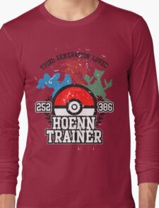 3th Generation Trainer (Light Tee) Long Sleeve T-Shirt