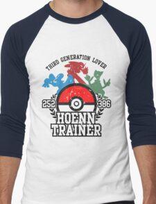 3th Generation Trainer (Light Tee) Men's Baseball ¾ T-Shirt