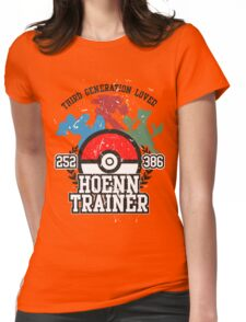 3th Generation Trainer (Light Tee) Womens Fitted T-Shirt