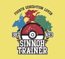 4th Generation Trainer (Light Tee) Kids Clothes