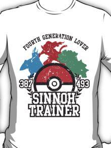 4th Generation Trainer (Light Tee) T-Shirt
