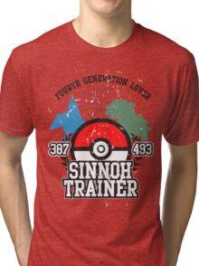 4th Generation Trainer (Light Tee) Tri-blend T-Shirt