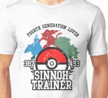 4th Generation Trainer (Light Tee) Unisex T-Shirt