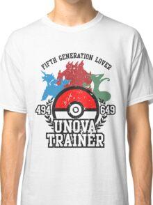 5th Generation Trainer (Light Tee) Classic T-Shirt