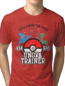 5th Generation Trainer (Light Tee) Tri-blend T-Shirt