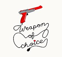 Weapon of Choice (2014 Revamped Version) by Studio Momo╰༼ ಠ益ಠ ༽