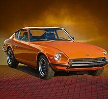 1971 Datsun 240Z by DaveKoontz