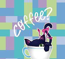 Coffee? by Mim0o
