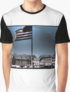 French Quarter Patriot Graphic T-Shirt