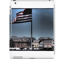 French Quarter Patriot iPad Case/Skin