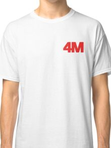4Minute 4M ACT. 7 Classic T-Shirt