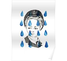 In Rain or SHINee; illustration Poster