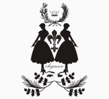 elegance by uniquesparrow