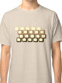 Retro Square Classic T-Shirt