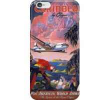 Fly to the Caribbean! iPhone Case/Skin