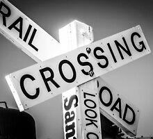 Railroad Crossing by victor kilman