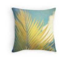 Palm Softness Throw Pillow