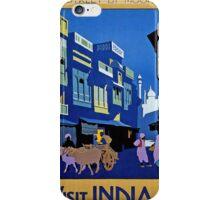 Visit India iPhone Case/Skin