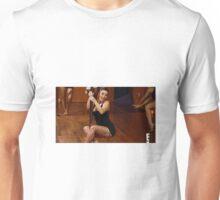 Kim - pole dance Unisex T-Shirt