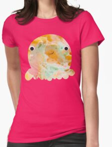 Rainbow Sherbet  Womens Fitted T-Shirt