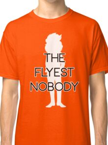 THE FLYEST NOBODY Silhouette 2 Classic T-Shirt