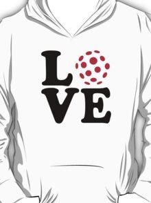Floorball love ball T-Shirt
