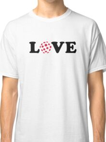 Floorball love Classic T-Shirt