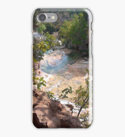 Turner Falls iPhone Case/Skin