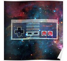 GALACTiC NES  Poster