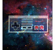 GALACTiC NES  Photographic Print