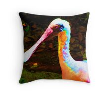 Duck Bill Throw Pillow