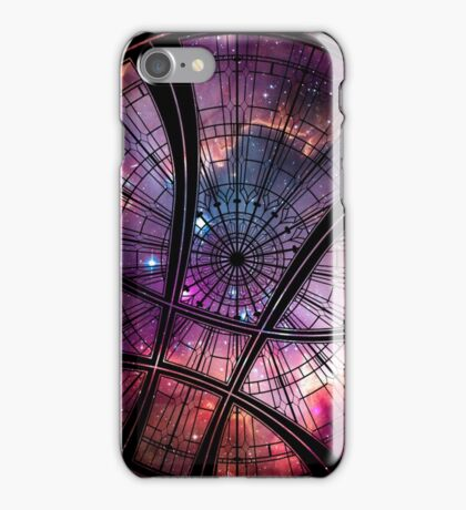 Strange window iPhone Case/Skin