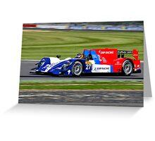 SMP Racing No 27 Greeting Card