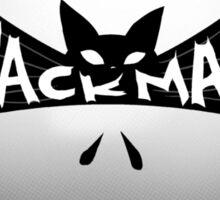 The Jackman Sticker