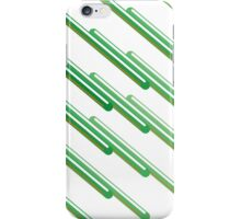 Isometric composition 2 iPhone Case/Skin