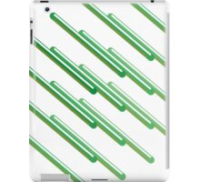 Isometric composition 2 iPad Case/Skin