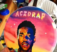 Acid Rap CD Print Accessories  by KnikBentley