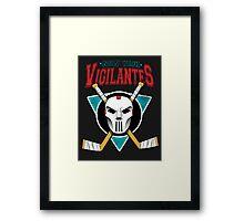 Go Vigilantes! Framed Print
