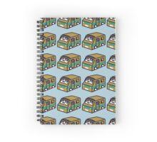 beep beep Spiral Notebook