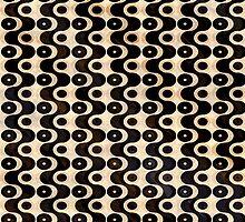 Retro pattern by RosiLorz